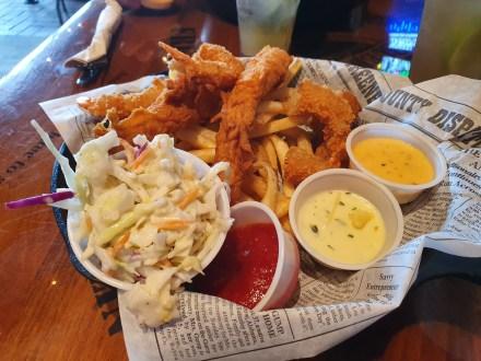 Bubba Gump Shrimp Co Bayside Miami