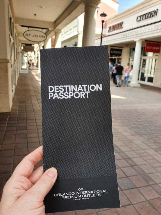 Passeport de réductions
