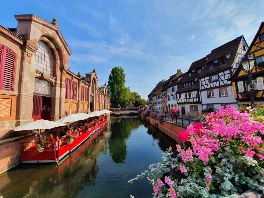 Colmar et la Petite Venise