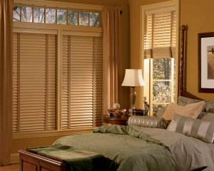 Hunter Douglas Everwood blinds in Parker, CO