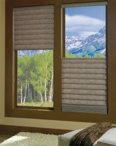 Hunter Douglas Vignette Roman Shades in Parker, CO