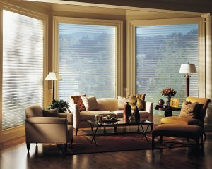 Hunter Douglas silhouette in Colorado Springs
