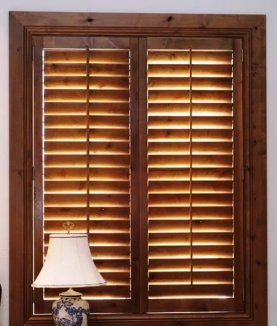 Why Buy Knotty Alder Shutters For Your Colorado Home