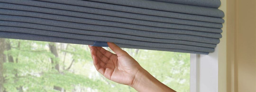 Free Literise Cordless on Hunter Douglas Honeycomb Shades