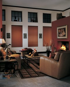 Hunter Douglas lightlines mini blinds in Colorado Springs
