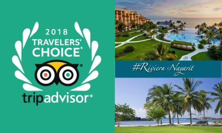 Riviera Nayarit brilla en los Travelers' Choice Awards