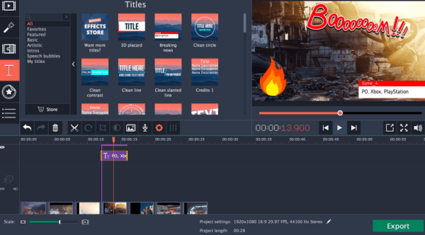 Movavi Video Editor Crack and keygen 2020 NVCrack