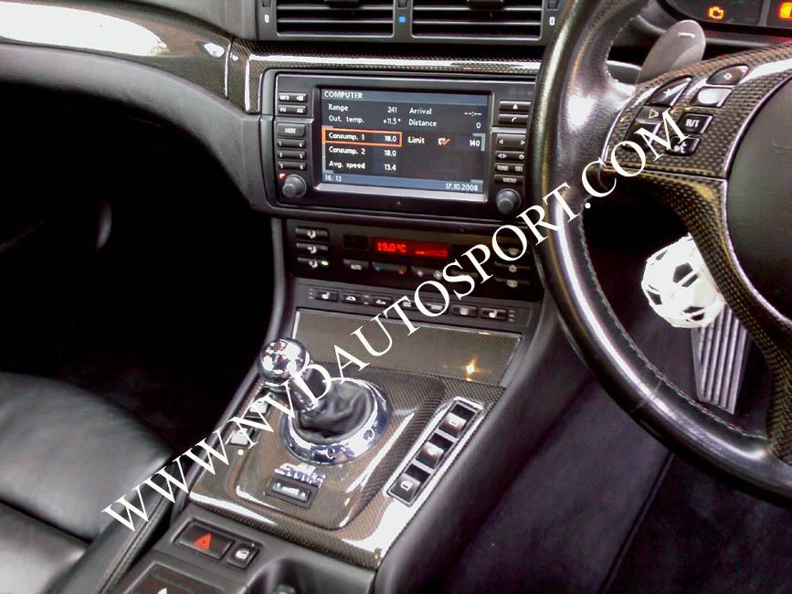 Bmw E39 M5 Carbon Fiber Interior