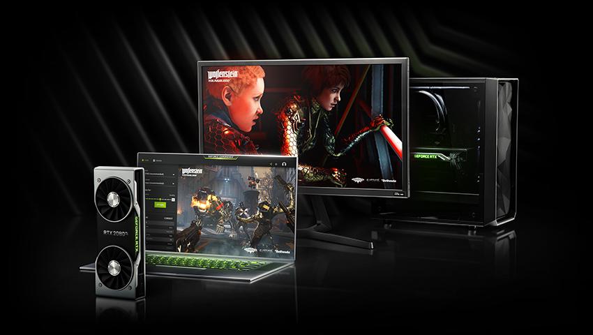 GeForce RTX 2080 Ti Graphics Card