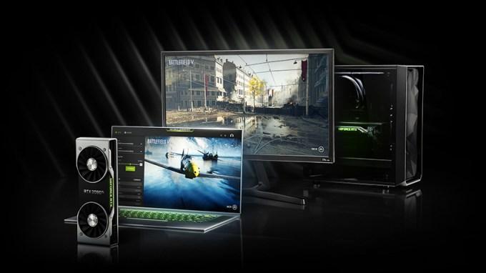 NVIDIA Turing GPU アーキテクチャを採用したグラフィックス カードのご紹介