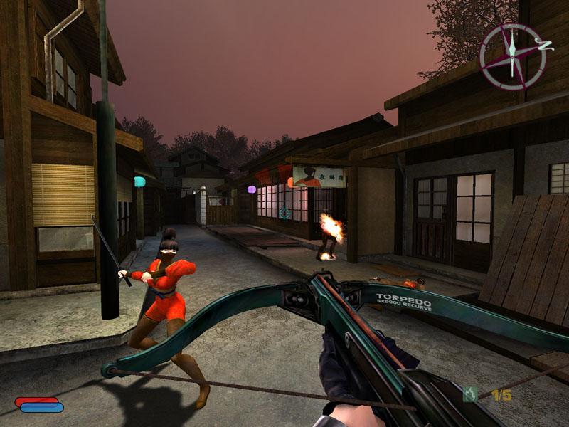 Games No One Lives Forever 2 Nvidia