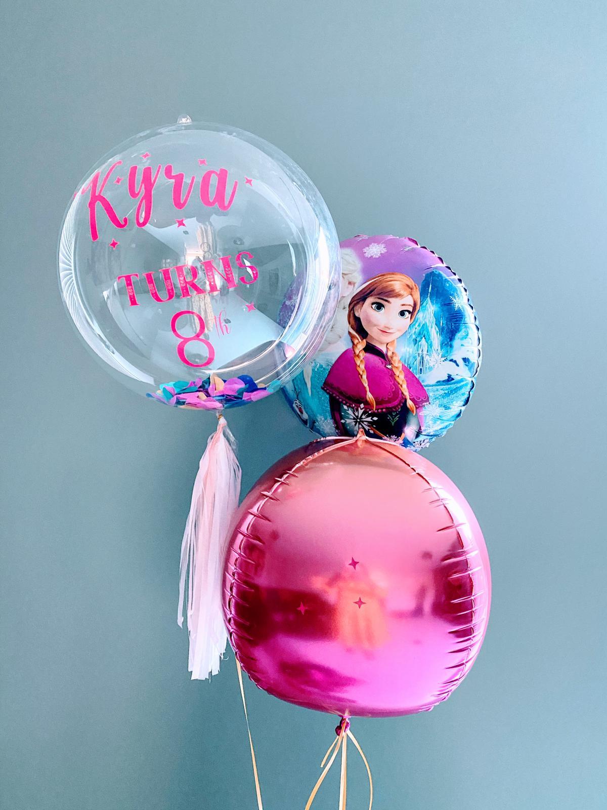 bubble balloon kyra