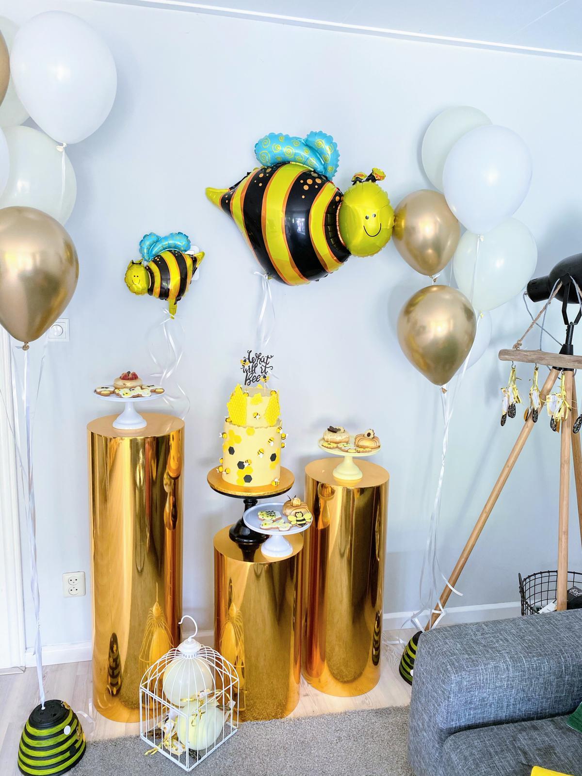 bee setup baby