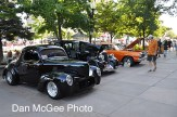 Hot August Nights: Cars on display in Sparks.