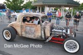 Hot August Nights: Miller's Chop Shop entry.