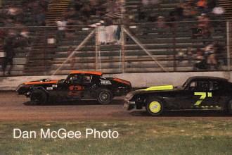 American Valley Speedway.
