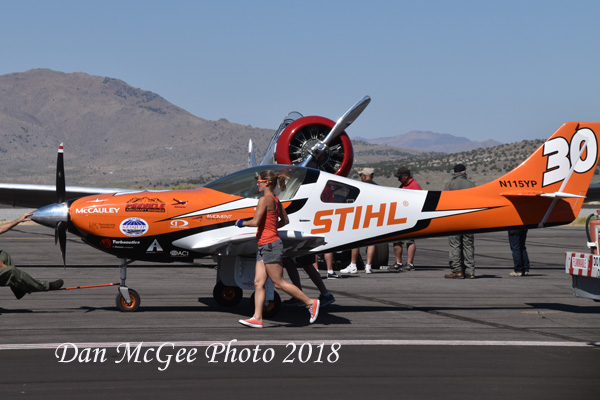 Stihls sport plane - NV Racing News