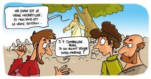 La première des communions des enfants