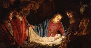 Noël 2019 – Messe de l'Aurore – être berger