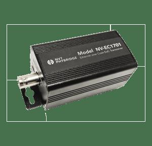 NV-EC1701 Ethernet over Coax EoC Transceiver