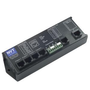 NVT Phybridge 4 Channel Power Supply Cable Passive Integrator Hub