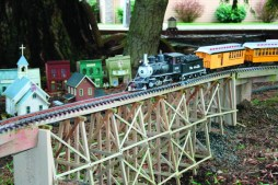 Denver & Rio Grande Western Railroad by Bill Dippert in Portland
