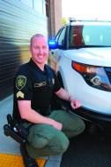 Sgt. Bryan White Program Coordinator for Citizen's Police Academy
