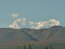 Mt. McKinley, photo credit Helen Maguire