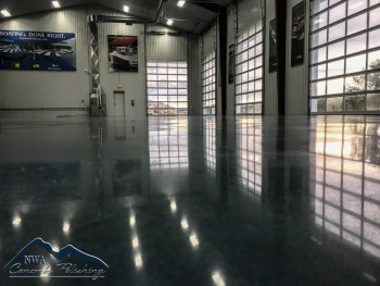 The Expectations of Polished Concrete Floors
