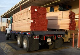 Lumber Prices Trending Downward from Mid-September Peak but Still High