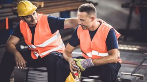 Metal Wellbeing Becoming Increasingly More Important for Construction Workers