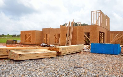 Record-High Lumber Prices Add $24K to the Price of a New Home