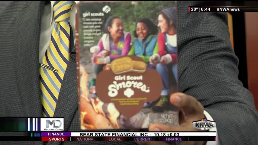 Girl Scouts New Flavor Taste Test