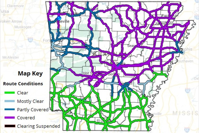 Check Road Conditions Across #NWArk & #Arkansas on wichita street map, mo highway map, california highway conditions map, cdot state highway map, kansas interstate 70 road conditions, kansas flood of 1951, kansas road conditions hotline, ks highway map, road condition map, mcpherson county floodplain map, kansas fossils, kansas highway road map, kansas-nebraska highway map, kansas floodplain maps, kansas walk-in hunting areas, saskatchewan highway conditions map, kansas to colorado, birmingham al airport map, kansas i-70 road conditions,