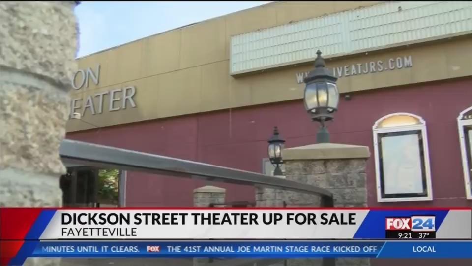 Dickson Street Theater (Fox 24)