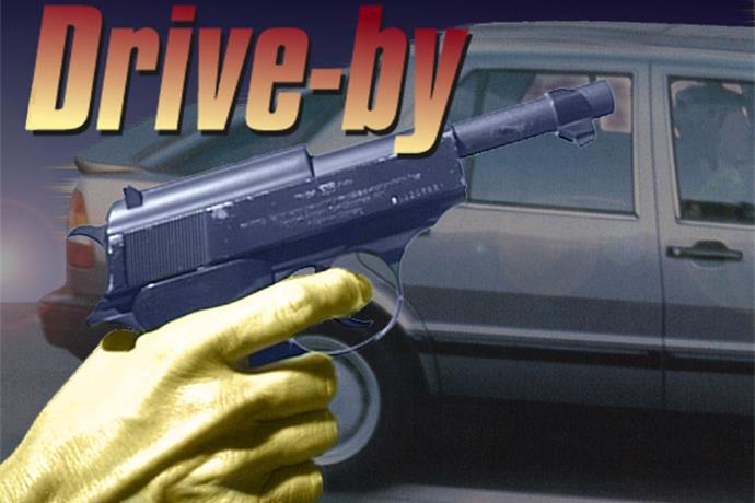 Arrest Made In Drive-By Shooting_8970446898328652393