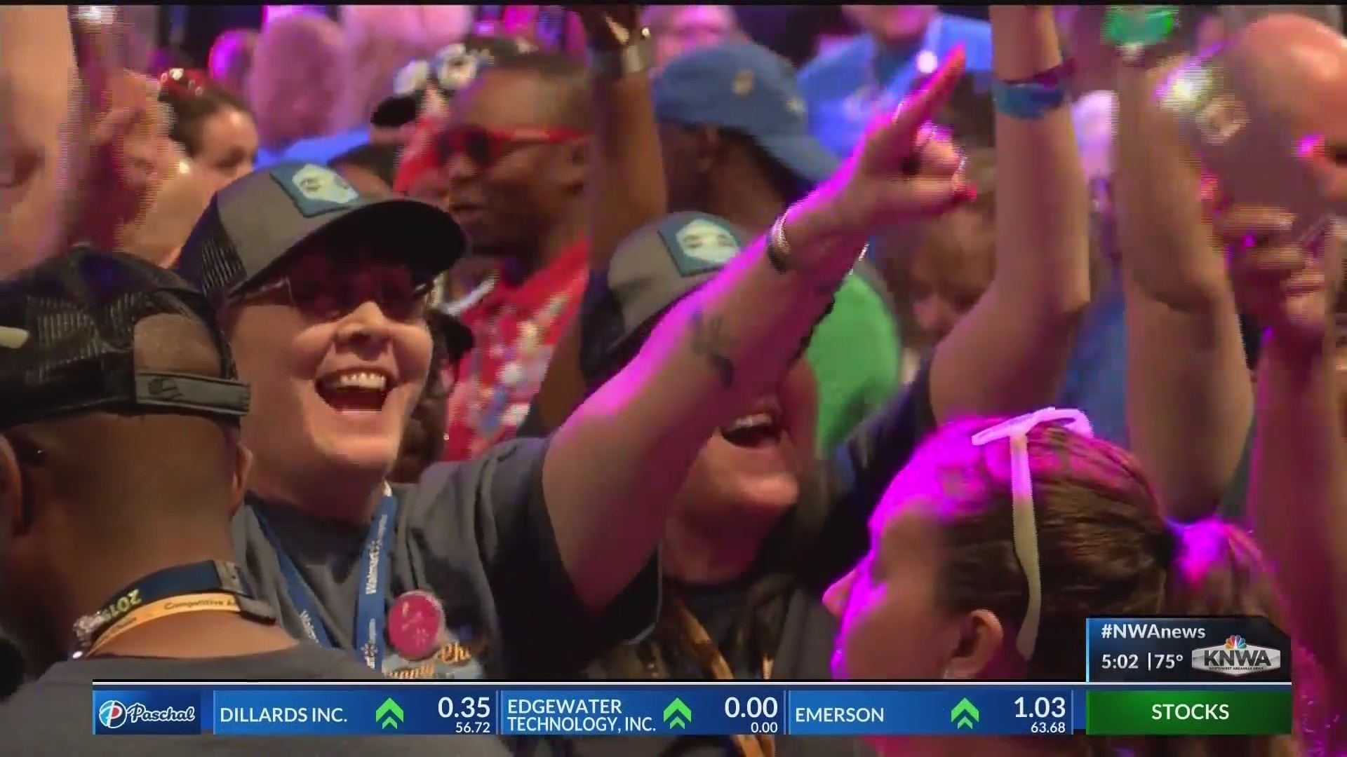 Walmart shareholders wrap up annual meeting (KNWA)