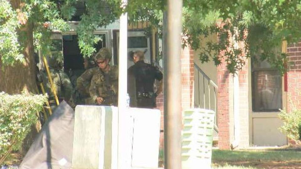NEW DETAILS: Suspect arrested after nearly 8-hour standoff