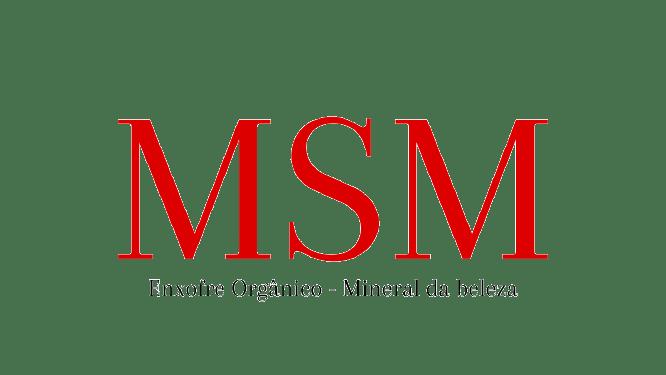 MSM é um enxofre orgânico conhecido com mineral da beleza