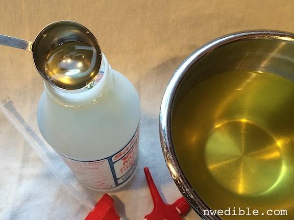 DIY Citrus Cleaner