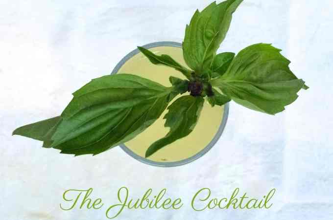 The Jubilee Cocktail