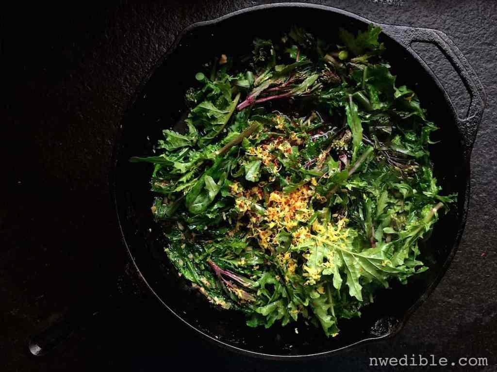 Kale Florets61