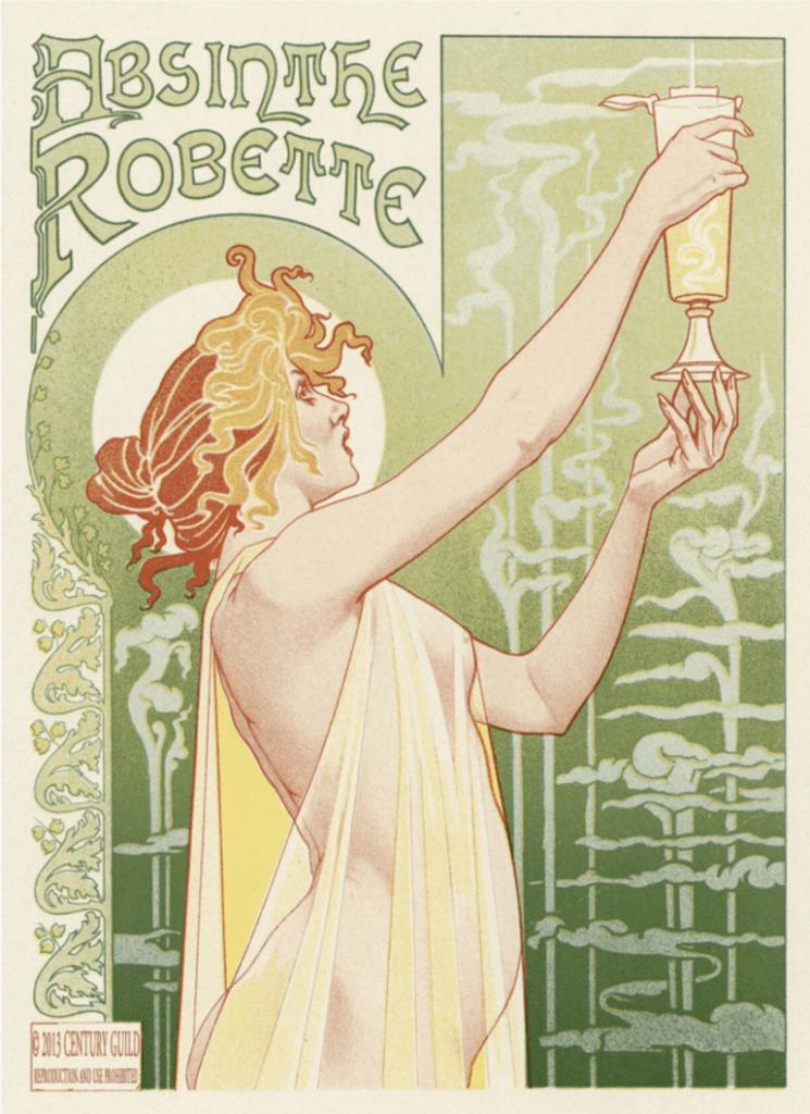 Green Fairy Absinthe