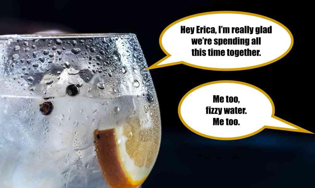 Fizzy Water