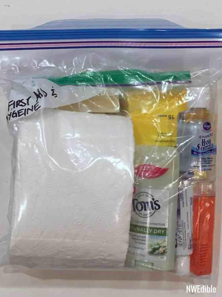 72 hour emergency bag3785