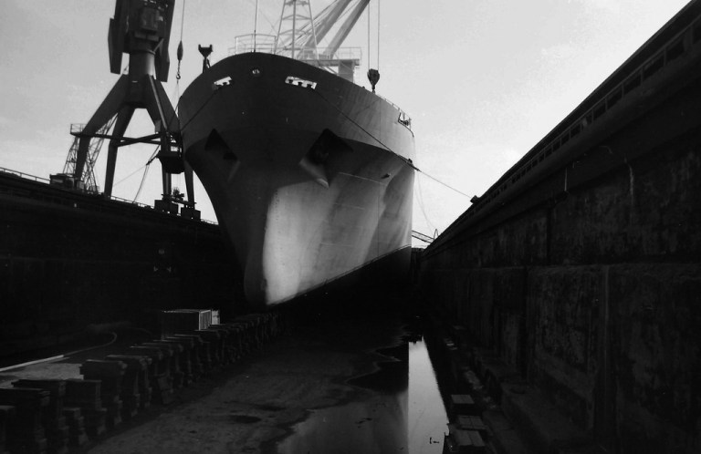 Shipdock Amsterdam 2000