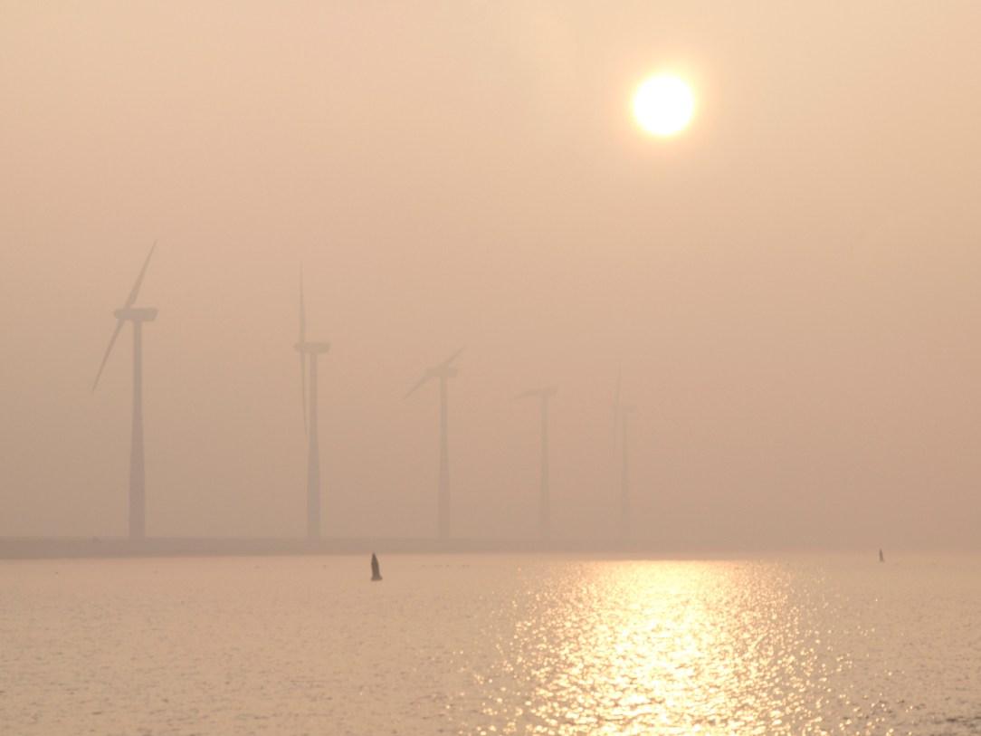 eemmeer, spakenburg, eem, dijk, windmolens, nuon