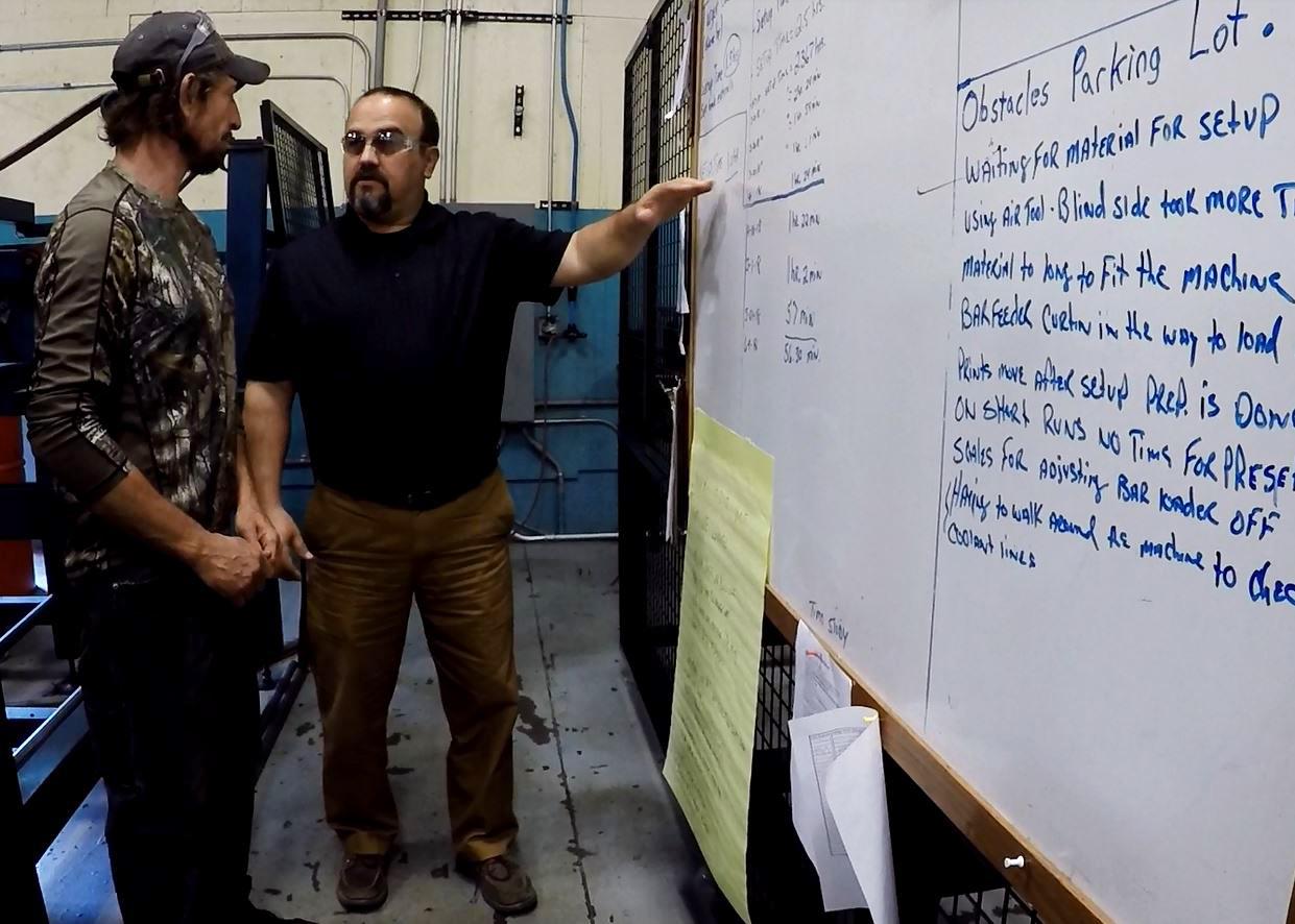 Sepco Erie Improvement Kata Makes Problem Solving Second Nature