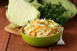 Coleslaw with a Kick | Northwest Kidney Centers