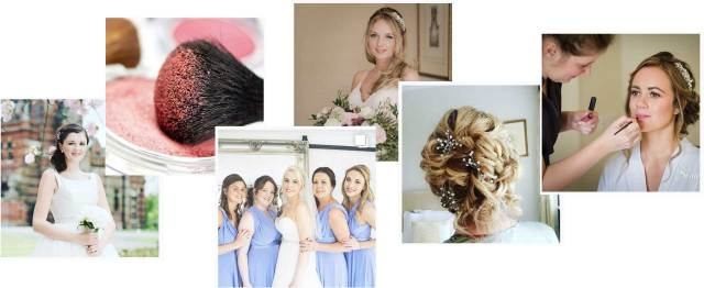 wedding hair and makeup oxfordshire | bridal hair | nw makeup